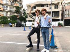 taeyong and haechan