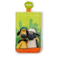 Ovečka Shaun - Obal na chytrý telefon, Shaun a Bitzer