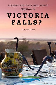 Perfect family destination in Victoria Falls.