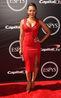 Melanie Brown Photos Photos - Singer Mel B attends The 2015 ESPYS at Microsoft Theater on July 15, 2015 in Los Angeles, California. - The 2015 ESPYS - Arrivals