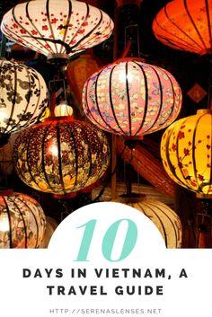 Best of Vietnam in 10 days, Vietnam Itinerary #vietnam #southeastasia #travelguide #itinerary