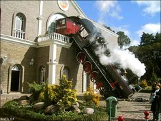 Gramado - Rio Grande do Sul  If you like chocolate and romantic places, it´s the place to visit.