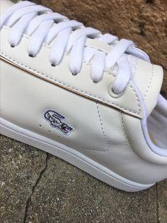 Lacoste Carnaby Blanc dispo du 36 au 39 dans votre boutique Zeshoes Store et sur le site www.zeshoes.com  Insta @zeshoessneaker Facebook/Twitter @zeshoesisgood