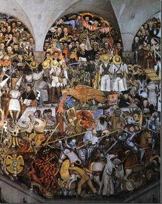 Diseño y cultura en latinoamérica • Diego Rivera/ 2 parte Periodo: Muralismo ...
