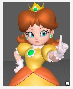 New Super Mario Bros, Super Mario Art, Super Smash Bros, Mario Kart 8, Mario Bros., Princesa Daisy, Mario Comics, Tomboy, Princesses
