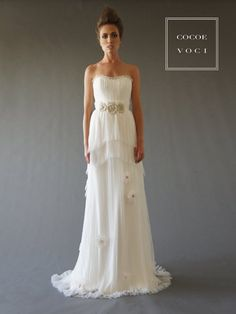 Cocoe Voci Bridal collection 2013 / Wedding Dresses 2013