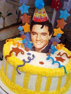 Elvis Birthday Cards For Facebook