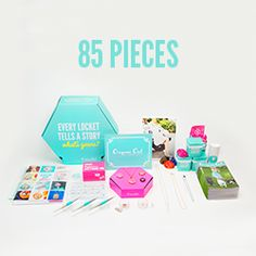 Origami Owl Basic Package. www.CharmingLocketsByAline.OrigamiOwl.com
