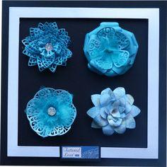 Lavish Blooms inspiration boards
