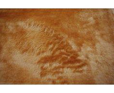 tissu Fausse fourrure renard poil long au mètre