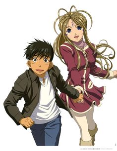 Ah! My Goddess: Keichi & Belldandy