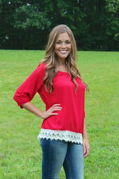 Julianas Boutique is prepping you for fall weather! Love this top! shopjulianas.com