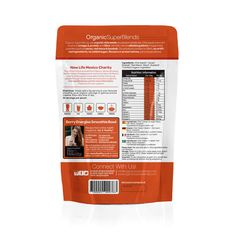 Köp Organic Super Blends Energise för 245 kr hos Ecoliving.se RAW, EKO, VEGAN