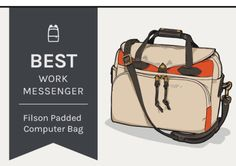 Filson best work messenger