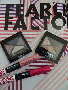 Rimmel London Makeup Product - Review & Swatches