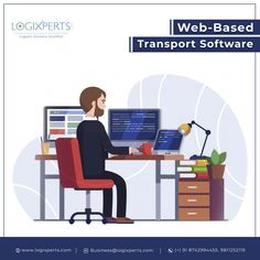 logixperts is best Web-Based Transport Software solution. For more details contact us at @ Analytics Dashboard, Dashboards, Cloud Based, Best Web, Transportation, Software, Management, Business, Business Illustration