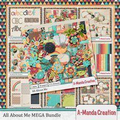 All About Me MEGA Bundle