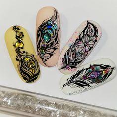 Matte Nails, Pink Nails, Acrylic Nails, Feather Nails, Basic Nails, Dream Nails, Bridal Nails, Flower Nails, Creative Nails