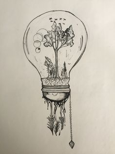 I have an idea  Let me share the light with the world