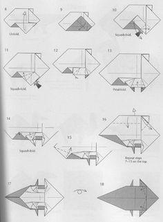 Dromedario+02+-+John+Montroll+-+Cristhmas+Origami.JPG (626×853)