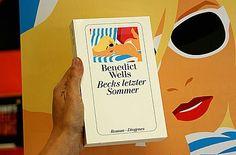 """Benedict Wells: Becks letzter Sommer Ein Lehrer, der eigentlich ein verkappter Musiker ist , will einen litauischen Schüler ganz groß rausbringen. Dorothee Oswald: """"Der literarische Roadtrip von diesem ganz jungen Autor ist genial.""""  Foto: dane"""