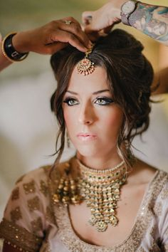 indian%20wedding Wedding Inspiration - Style Me Pretty