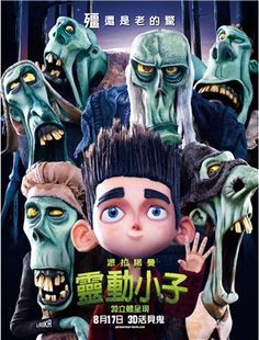 buy online 7fc35 a71ff ParaNorman in Asia Sad Movies, Movie Tv, 2012 Movie, Norman, Best Halloween