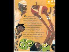 As Tranças de Bintou:  historinha infantil de Sylviane A. Diouf, que antes estava disponível apenas em PDF, transformando-a em um vídeo educativo que poderá ser passado em sala de aula com DVD ou computador, diversificando e conhecendo um pouco mais de cultura africana.