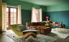 Neutral Groups Farrow Ball, Interior Walls, Interior And Exterior, Interior Design, Dix Blue, Tapete Gold, Free Wallpaper Samples, Home Living, Living Room