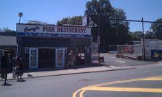 Tony's Pier Restaurant at City Island, Bronx, NY (pre Hurricane Sandy).