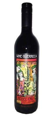 2012 Rebel Cru by Wine Guerrilla