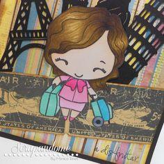 Scrapandome Con Los Recuerdos: Nos vamos de Viaje