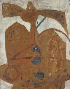 'The Emperor of China' (1947) by Robert Motherwell