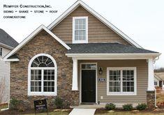Rempfer Construction, Inc. Vinyl Siding - Shake - Stone Veneer - Roof