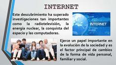 importancia del internet - Buscar con Google Internet, Google, Nuclear Power, Life