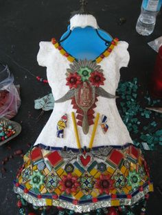 » My Mexican Dress Alter Ego Fashionista