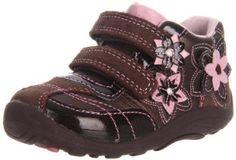 Stride Rite SRT Darling Dora Sneaker (Toddler),Espresso/Pink,7 M US Toddler Stride Rite. $29.37
