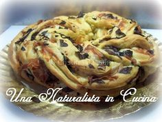 Una Naturalista in Cucina: Angelica salata in versione veneta: radicchio di Treviso, pancetta e asiago.