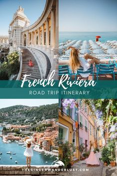 If you are planning a trip to France I highly recommend including the South of France in your itinerary. Spend a week exploring quaint villages, beautiful lavender fields and chilling in the luxurious French Riviera. My road trip itinerary is for 1 week to 2 weeks. In this article I will share my French Riviera & Provence Road Trip Itinerary including the top things to do in the South East of France. Europe Travel Tips, Travel Goals, Travel Guides, Travel Destinations, Travel Articles, My Road Trip, Road Trip France, Travel Movies, Viajes