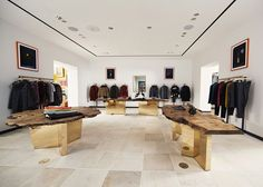 Paul Smith Albemarle Street store by 6a Architects