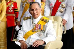 Thailand has lost its beloved King Bhumibol Adulyadej at the age of 88yo. Locals here are understandably extremely upset at the moment, many are openly weeping, and the streets are very quiet tonight, such was their King held in such high esteem. King Bhumibol was one of the worlds longest r