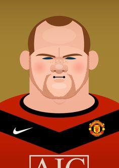 Wayne Rooney (stanleychow.co.uk)