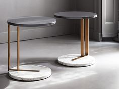 Side table RALF by Meridiani