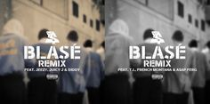 """Ty Dolla $ign drops off 2 remixes of his single """"Blase"""". The first one features Jeezy, Juicy J and Diddy and the second one features T.I., French Montana and ASAP Ferg. Listen to the music on page 2."""