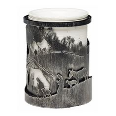 Scentsy Away In A Manger Wrap + Etched Core Warmer. 43.00  https://debbiewilson.scentsy.us/Buy/Category/3037