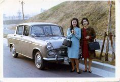 TOYOPET(#TOYOTA) CORONA RT20 1964