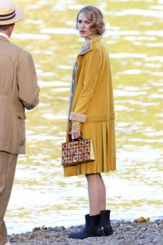 Adaline Bowman, Blake Lively Family, Age Of Adaline, Movie Characters, Cool Suits, My Mom, I Movie, I Dress, Girl Group