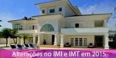 Alterações no IMI e IMT em 2015. #mercado imobiliario . Saiba mais...