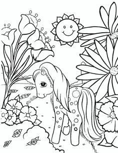 My Little Pony Coloring Pages Friendship Is Magic #09