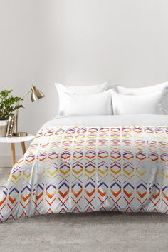 Jennifer Hill XO Comforter | DENY Designs Home Accessories